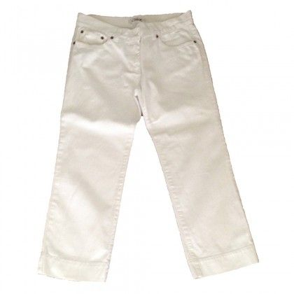 CHLOE ecru jeans