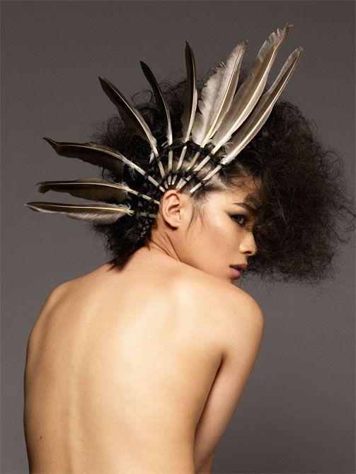 Ecole de maquillage artistique et de coiffure studio Flavia Palmeira PARIS  et AIX EN PROVENCE.