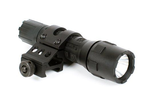 Streamlight PolyTac LED Flashlight with MSP Offset AR-15 Mount