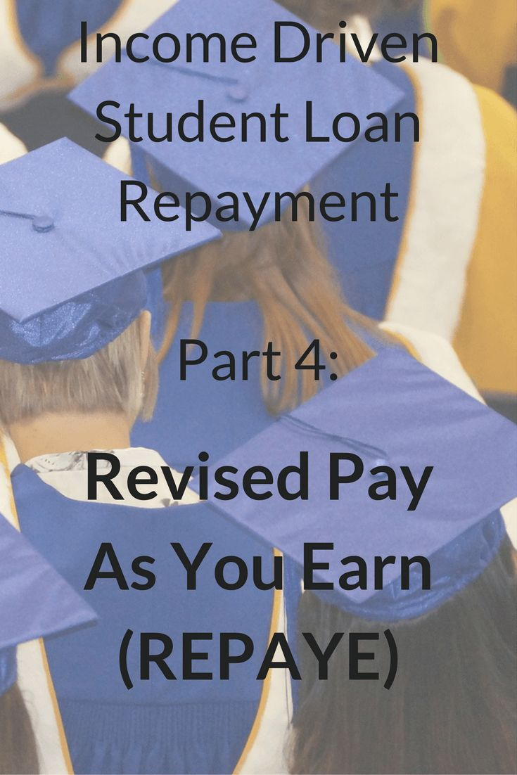 The REPAYE student loan repayment program was made available in 2015 in an effort to expand the original PAYE program. There are key differences though: