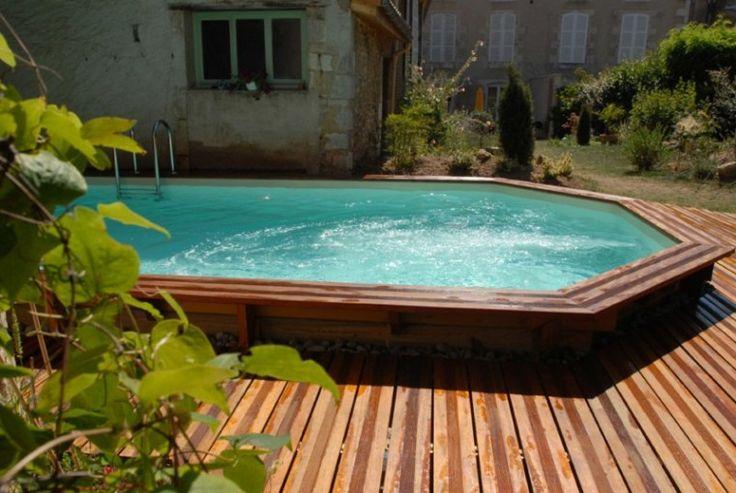 les 20 meilleures id es de la cat gorie piscine semi