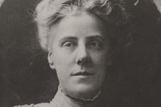 Anna Jarvis and Mother's Day History: Anna Jarvis, About 1900