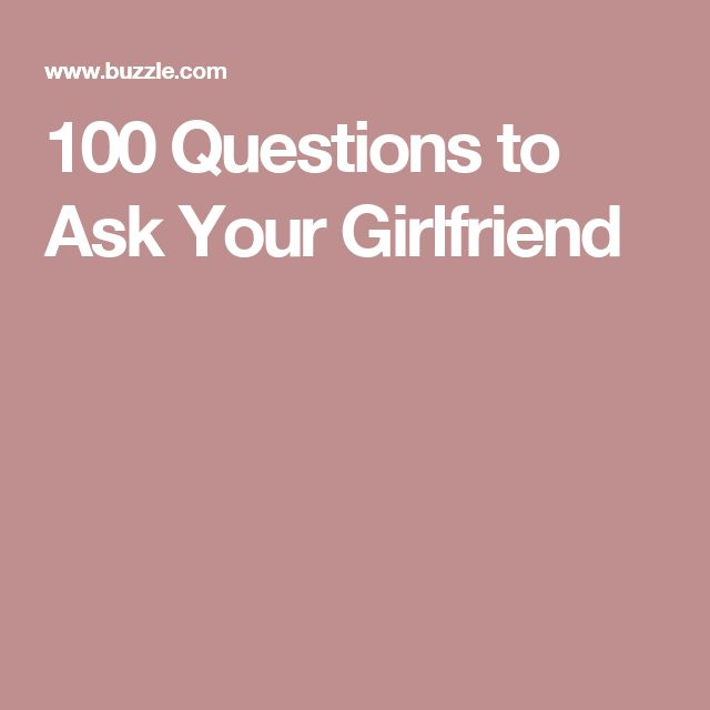Best questions to ask girl on dating site