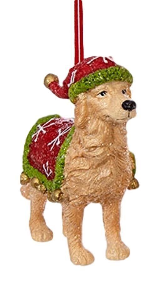 Raz Imports Dog Ornament Golden Retriever 3807029 Razimports