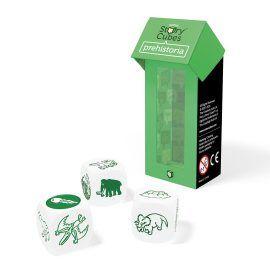story cubes mix Prehistoria €4,95
