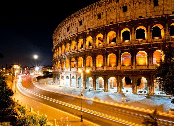 Colosseum , Rome