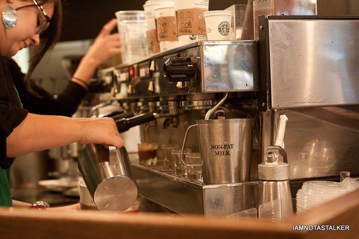 Starbucks equipment Starbucks Pinterest Starbucks, Drinks and Search