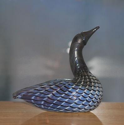 OIVA TOIKKA BIRD OF PASSAGE: DIVER (PM) Mustakurkku Uikku 90s rare FINLAND