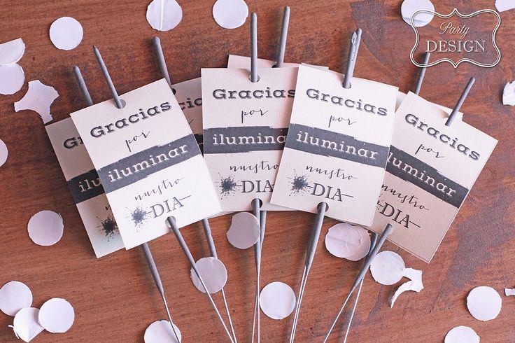 Etiquetas bengala imprimibles gratis para boda.