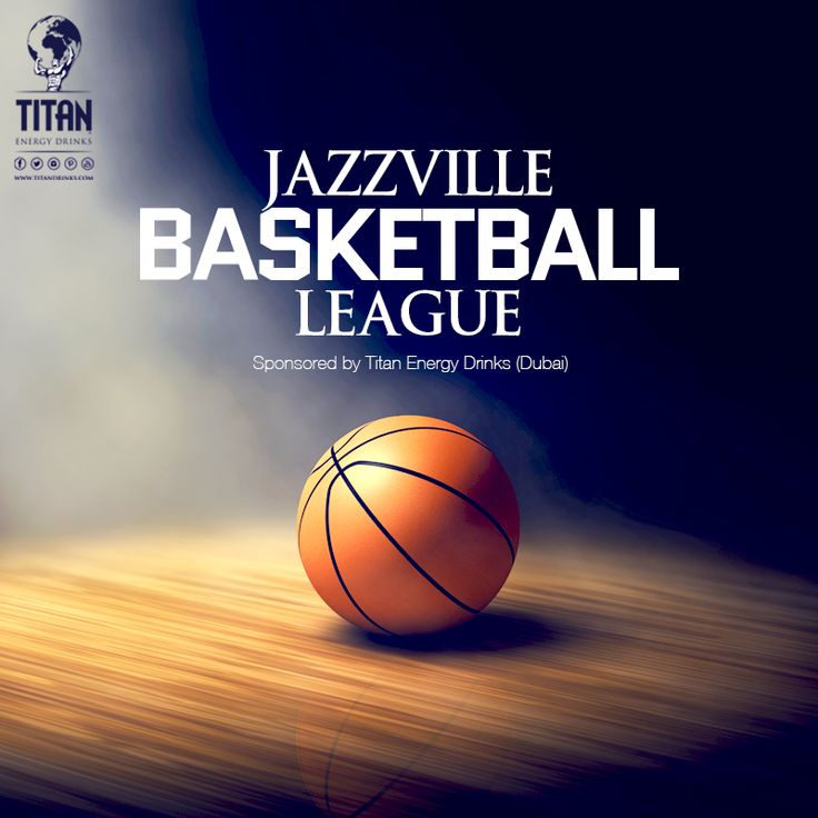 The Jazzville Basketball league is here in #Dubai. Never miss a game!