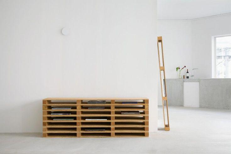 Pile for KARIMOKU NEW STANDARD, Modular furniture, Japan | Teruhiro Yanagihara /