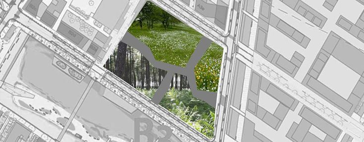 B3 Garden by OLM Paysagistes and Atelier Girot « Landezine | Landscape Architecture Works