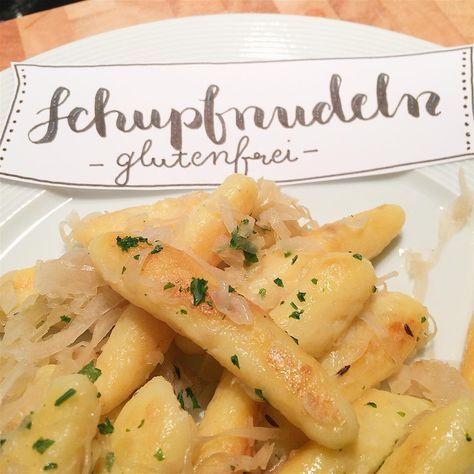 Schupfnudeln mit Sauerkraut – Glutenfrei selber machen!