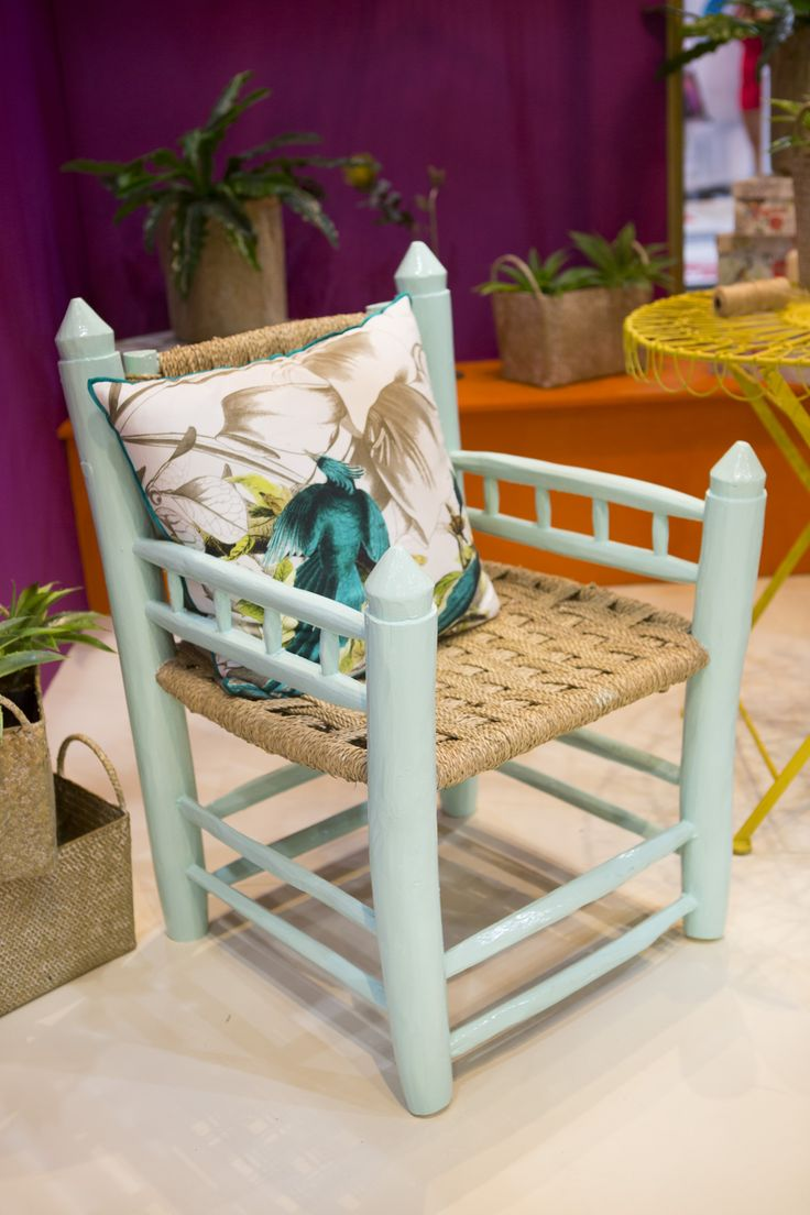 Plascon shows how to use colour on furniture and throughout your home at Decorex Durban 2014
