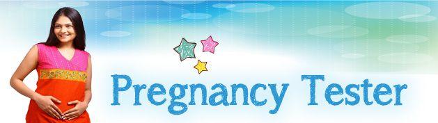 Pregnancy Tester, Free online pregnancy test