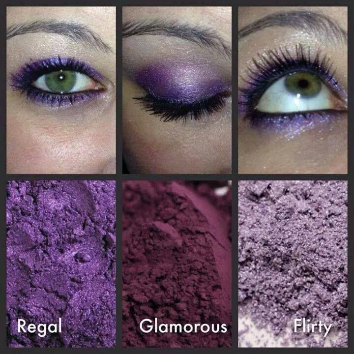 Do not forget to check out our mineral eye shadow pigments! They're highly pigmented and colors compare to any other major makeup line such as MAC, but for only $10 USD $12 CAD a piece they are definitely the better choice!! PLUS they are ALL NATURAL!! So they don't contain all the chemicals, parabens and fillers that other makeups contain!! I think the choice is obvious!! Make the switch!!   www.3Dluxlash.com