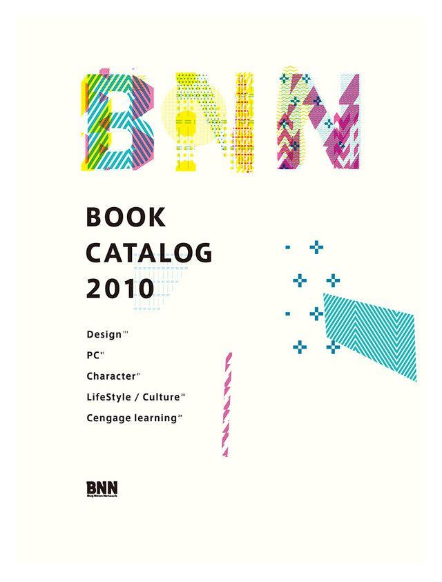 BookCatalog 2010 BNN新社様/AD・D