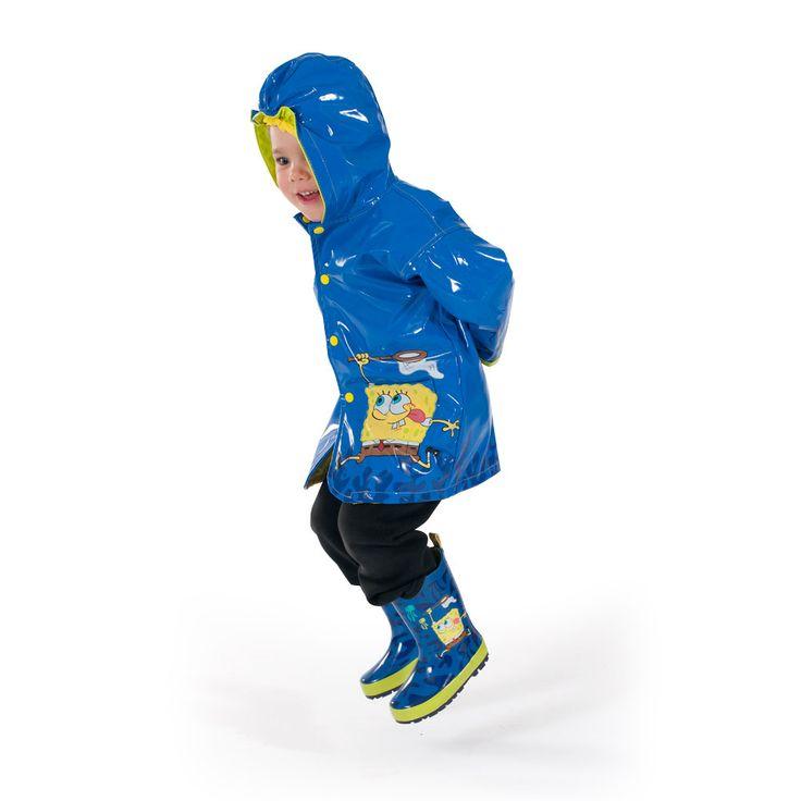 Buy SpongeBob SquarePants Rain Coat for Kids Online – #rainwear #rainydays #kidsfashion  #childrenswear #raincoats