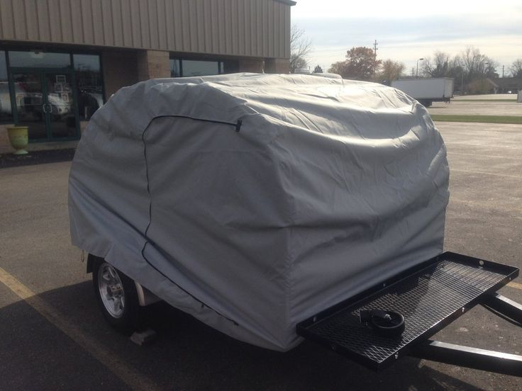 All Weather Cover for Little Guy Trailers