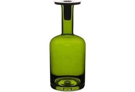 Sagaform Pava kynttilänjalka 250mm, vihreä