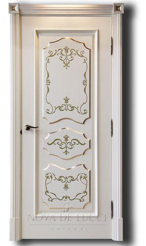 Межкомнатные деревянные двери в Украине, купить деревянные двери, двери на заказ #doors #porte #novadelucci