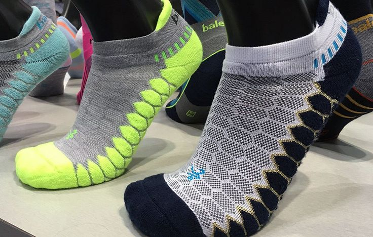 Balega Silver Socks http://www.runnersworld.com/gear-check/sneak-peek-at-cool-new-running-gear-coming-in-2017/slide/12