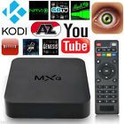 MXQ Android Quad-Core WiFi Kodi 1080P Smart set XBMC Fully Loaded TV Box 1G/8GB - Bid Now! Only $30.0