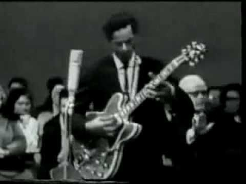 "Chuck Berry - Maybellene 1955/ Maybellene was the first""rock and roll"" hit."