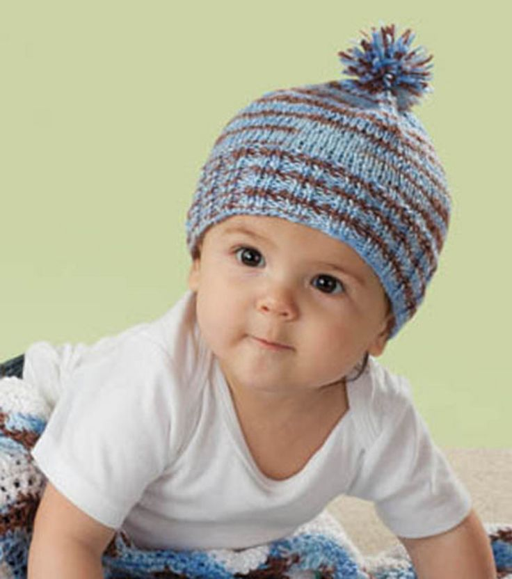 268 Best Baby Hats Images On Pinterest Baby Knitting Knit Caps