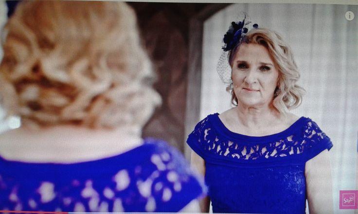 """W programie """"w czym do ślubu"""" na TVN Style matki weselne oraz panny młode ubierane są w dodatki z mojej firmy."""