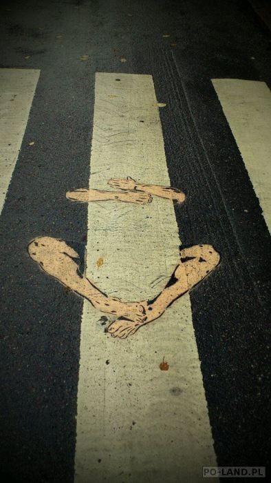 .Holding On, Street Art Utopia, Urbanart, Urban Art, Stockholm Sweden, Graffiti, Funny, Zebras, Streetart