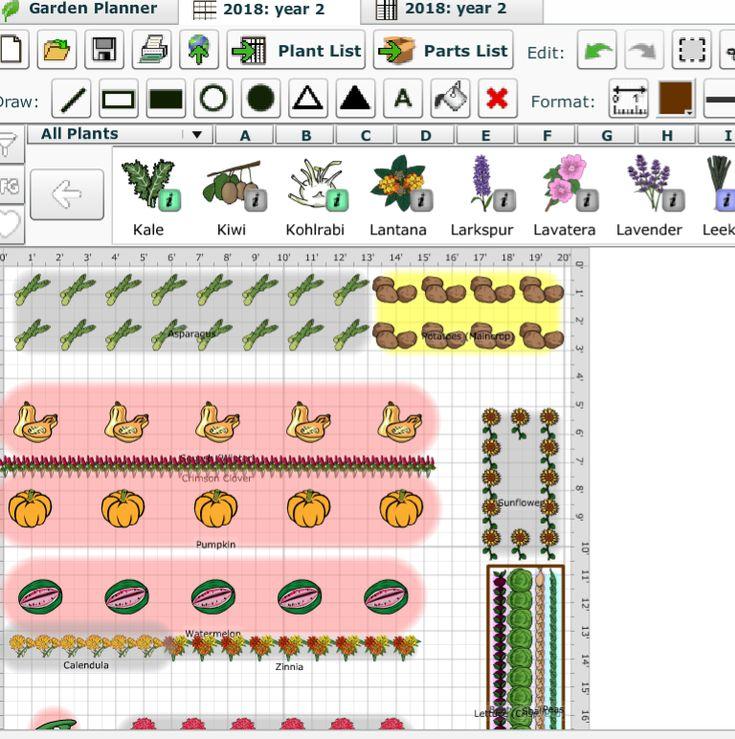 Die besten 25+ Garden planner Ideen auf Pinterest Frühling - gartenplanung software kostenlos deutsch