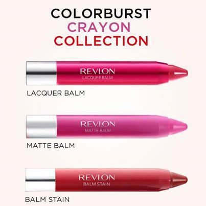 The #Colourburst Crayon Collection is a fun range of beautiful colours! #Beauty #Lips #Makeup