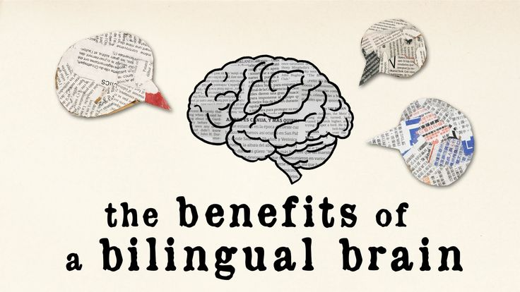 Ted Talk- The benefits of a bilingual brain