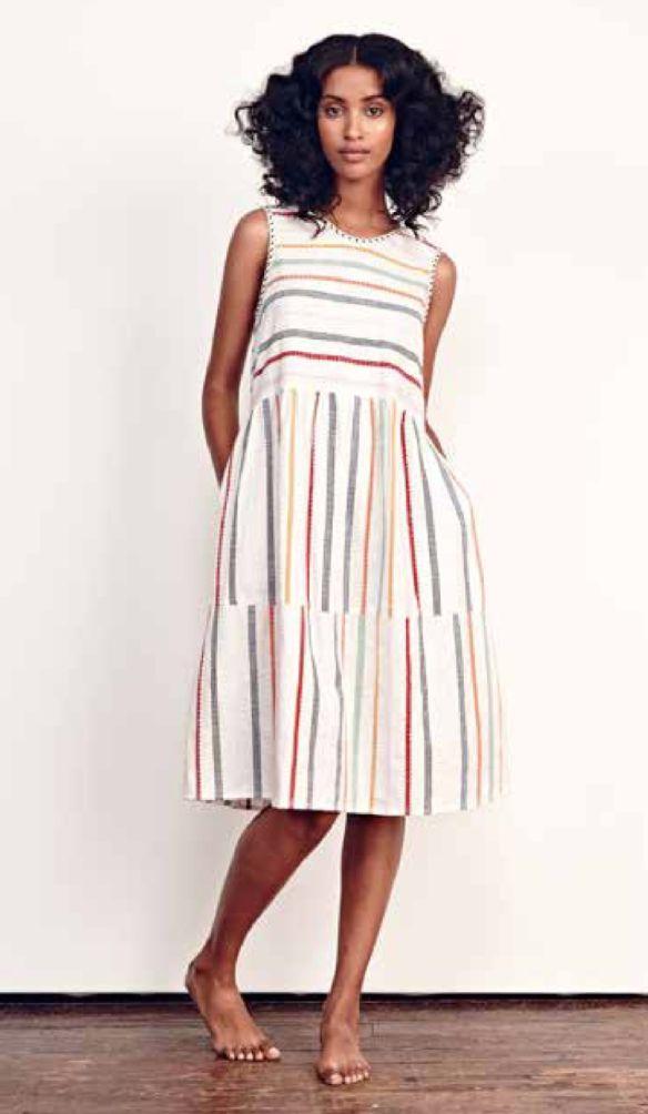 PREORDER - Teasdale dress - merry
