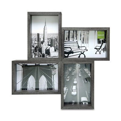 Shop Nexxt Design Bricks Block Staged Collage Photo Frame Set At Loweu0027s  Canada. Find Our Selection Of At The Lowest Price Guaranteed With Price  Match + Off.