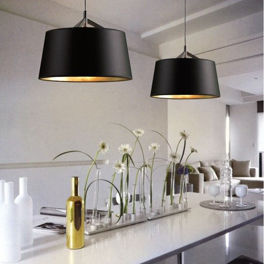 S71 Pendant Light in Black by Stephane Lebrun for Axis71 | The Block Shop