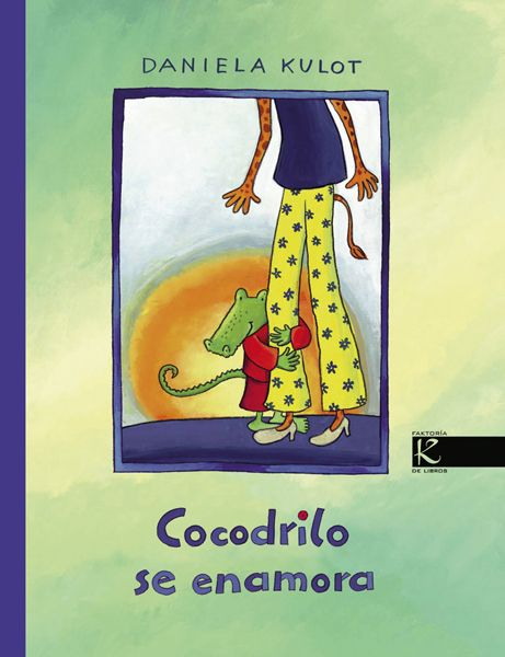 Este título es el primero de una serie de álbumes protagonizados por Cocodrilo y Jirafa, dos personajes que se enamoran y forman una pareja peculiar. Aparentemente, su relación puede resultar un tanto complicada porque la diferencia más notable entre ellos es la estatura. Pero es ahí donde Cocodrilo emplea toda su maña, con el objetivo de hacerse notar para llamar la atención de Jirafa.