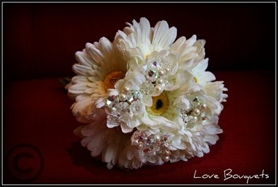 Flower girl bouquet 1