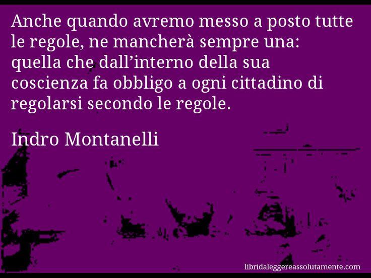 Cartolina con aforisma di Indro Montanelli (38)