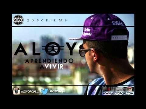ALOY - APRENDIENDO A VIVIR (INEDITO 2015)