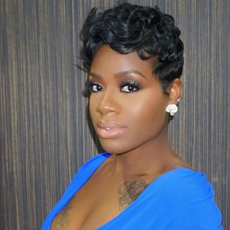 Fantasia Hairstyles more pics of fantasia barrino bowl cut 34 of 38 short hairstyles lookbook stylebistro Find This Pin And More On Hair Styles By Annaw2607