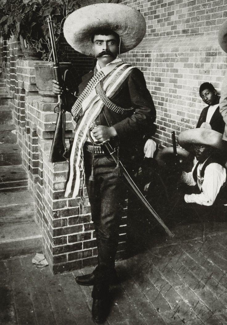 Emiliano Zapata Salazar - Revolución Mexicana