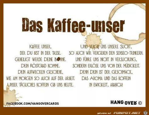 lustiges Bild 'Kaffee-unser.jpg' von Nogula. Eine von 61029 Dateien in der Kategorie 'Lustiges' auf FUNPOT.