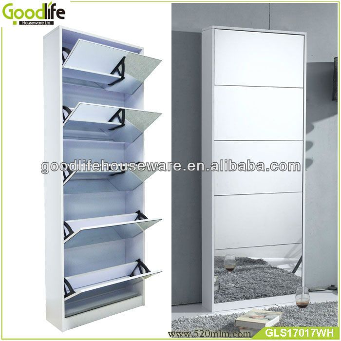 european sliding mirror door shoe storage cabinet photo detailed about european sliding mirror door shoe