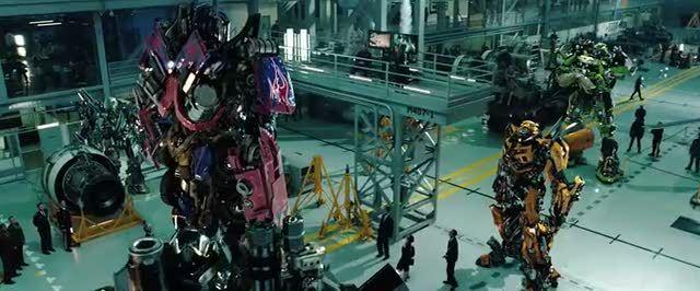 Base NEST el nuevo refugio para los autobots.