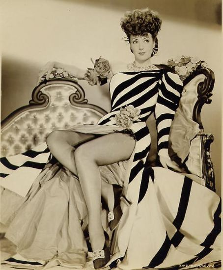 """Gypsy Rose Lee's infamous style partially resulted from a """"wardrobe malfunction"""" that was a big hit with the audience."""