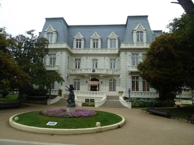 Palacio Carrasco - Viña del Mar