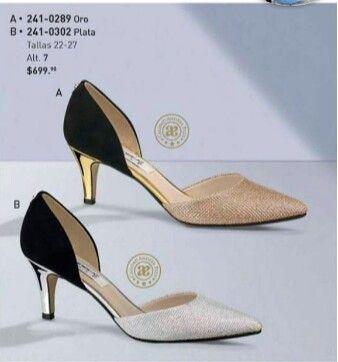 2874ab24b7f2f zapatos oro de andrea 2016