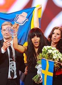 Eurovision Song Contest  Euphoria by Loreen (Sweden)